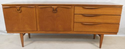 1960's Teak Long Retro Sideboard - SOLD
